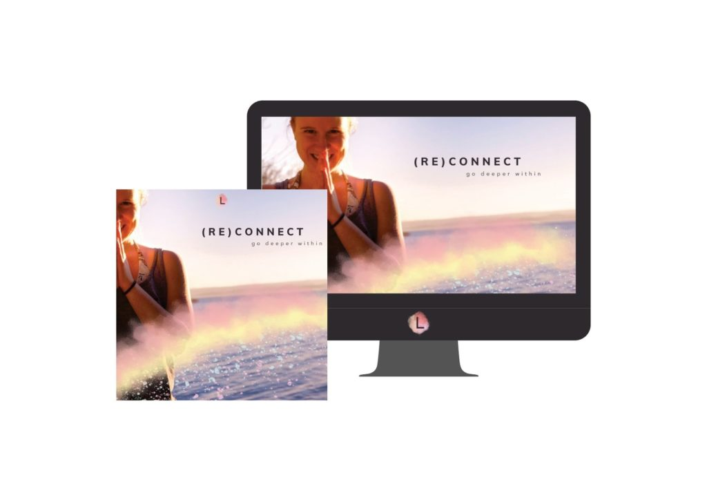 Reconnect with your higher self   inner work   online course on energy work   lavii